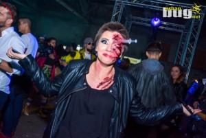 08-GO2 Halloween X @ Hangar | Beograd | Srbija | Nocni zivot | Clubbing | Maskenbal