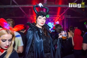 12-GO2 Halloween X @ Hangar | Beograd | Srbija | Nocni zivot | Clubbing | Maskenbal