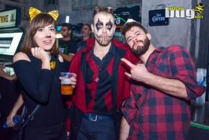09-GO2 Halloween X @ Hangar | Beograd | Srbija | Nocni zivot | Clubbing | Maskenbal