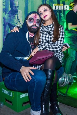 04-GO2 Halloween X @ Hangar | Beograd | Srbija | Nocni zivot | Clubbing | Maskenbal