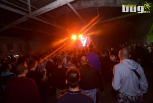 08-HCP Weekend :: Dave Clarke @ Hangar | Belgrade | Serbia | Nightlife | Clubbing | Techno Party