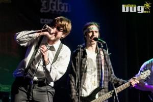 13-KBO! + Scordisci + Skadrilla @ Božidarac | Beograd | Srbija | Nocni zivot | Punk Rock