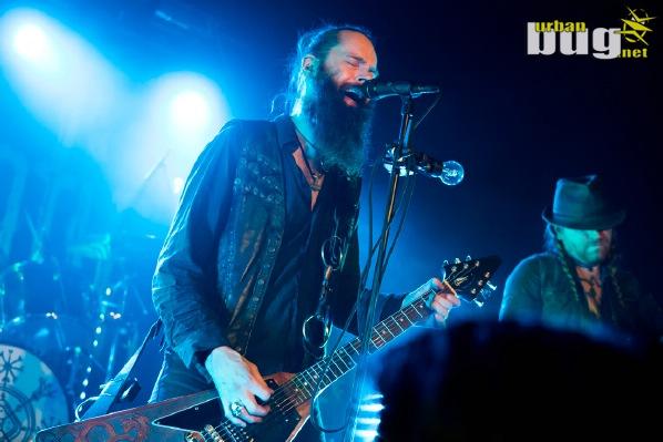13-Sólstafir @ Amerikana, DoB | Belgrade | Serbia | Nightlife | Black Metal