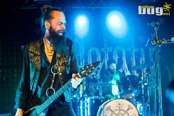 06-Sólstafir @ Amerikana, DoB | Belgrade | Serbia | Nightlife | Black Metal