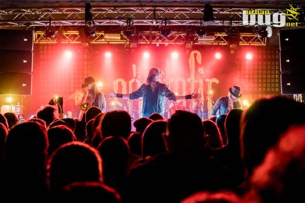 62-Sólstafir @ Amerikana, DoB   Belgrade   Serbia   Nightlife   Black Metal