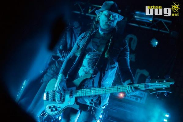 07-Sólstafir @ Amerikana, DoB | Belgrade | Serbia | Nightlife | Black Metal