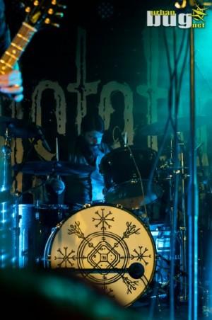 33-Sólstafir @ Amerikana, DoB | Belgrade | Serbia | Nightlife | Black Metal
