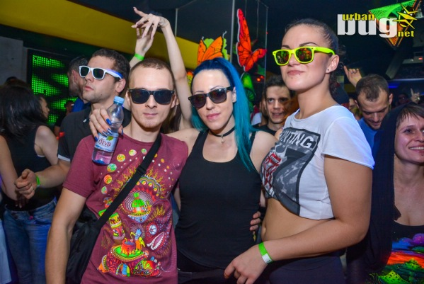 17-GOA EXPERIENCE vol.9 :: Chakra @ Plastic   Beograd   Srbija   Nocni zivot   Clubbing   Trance