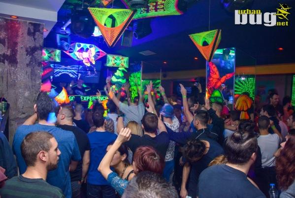 78-GOA EXPERIENCE vol.9 :: Chakra @ Plastic   Beograd   Srbija   Nocni zivot   Clubbing   Trance