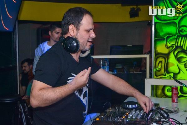 16-GOA EXPERIENCE vol.9 :: Chakra @ Plastic   Beograd   Srbija   Nocni zivot   Clubbing   Trance