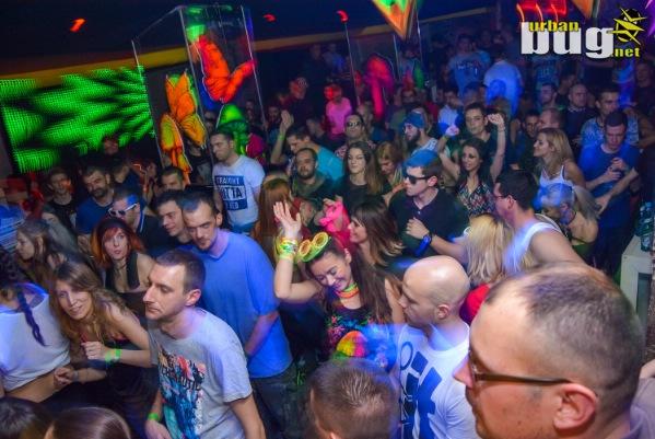 01-GOA EXPERIENCE vol.9 :: Chakra @ Plastic | Beograd | Srbija | Nocni zivot | Clubbing | Trance