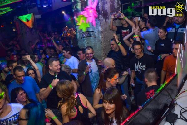 18-GOA EXPERIENCE vol.9 :: Chakra @ Plastic | Beograd | Srbija | Nocni zivot | Clubbing | Trance