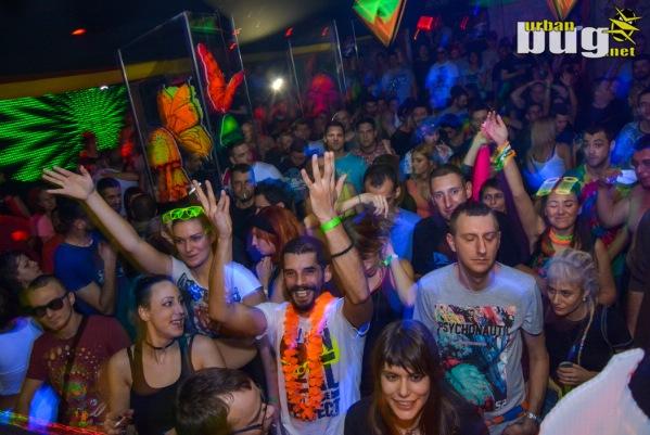 08-GOA EXPERIENCE vol.9 :: Chakra @ Plastic | Beograd | Srbija | Nocni zivot | Clubbing | Trance