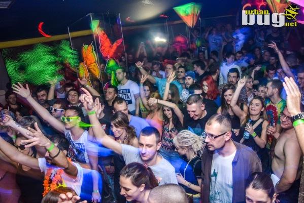 15-GOA EXPERIENCE vol.9 :: Chakra @ Plastic   Beograd   Srbija   Nocni zivot   Clubbing   Trance