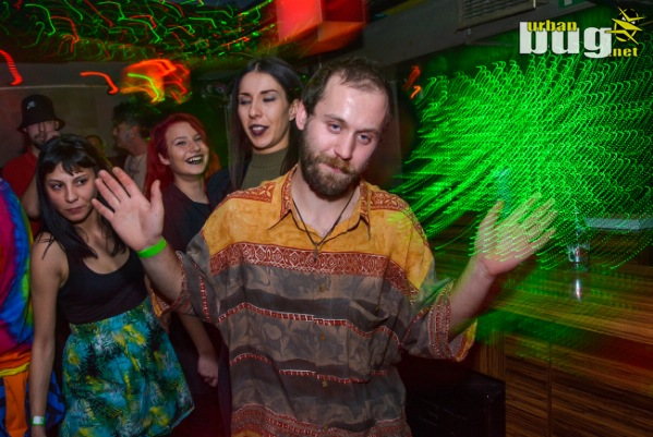 31-GOA EXPERIENCE vol.9 :: Chakra @ Plastic | Beograd | Srbija | Nocni zivot | Clubbing | Trance