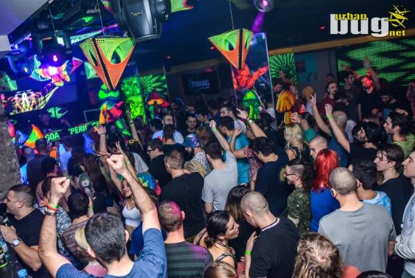 26-GOA EXPERIENCE vol.9 :: Chakra @ Plastic | Beograd | Srbija | Nocni zivot | Clubbing | Trance