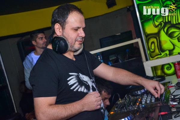 12-GOA EXPERIENCE vol.9 :: Chakra @ Plastic   Beograd   Srbija   Nocni zivot   Clubbing   Trance