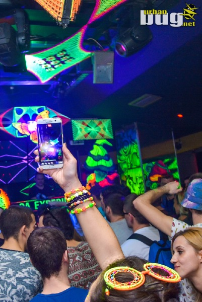 75-GOA EXPERIENCE vol.9 :: Chakra @ Plastic | Beograd | Srbija | Nocni zivot | Clubbing | Trance