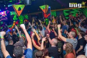 35-GOA EXPERIENCE vol.9 :: Chakra @ Plastic | Beograd | Srbija | Nocni zivot | Clubbing | Trance