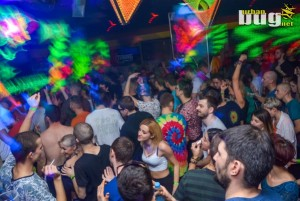 40-GOA EXPERIENCE vol.9 :: Chakra @ Plastic | Beograd | Srbija | Nocni zivot | Clubbing | Trance