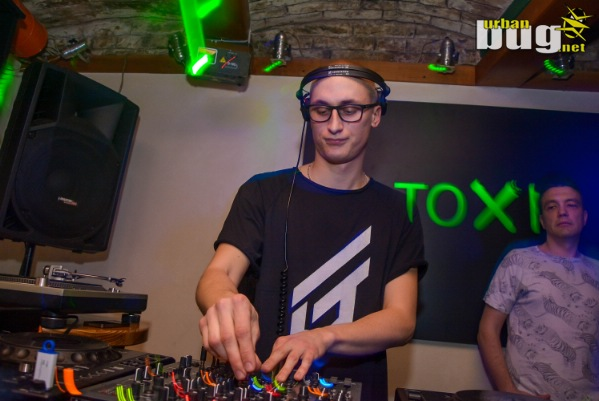 06-USREDSREDI SE - Marko Nastić :: Groovytech @ Toxic bar | Beograd | Srbija | Nocni zivot | Clubbing