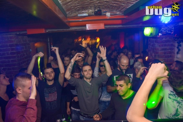 10-USREDSREDI SE - Marko Nastić :: Groovytech @ Toxic bar | Beograd | Srbija | Nocni zivot | Clubbing