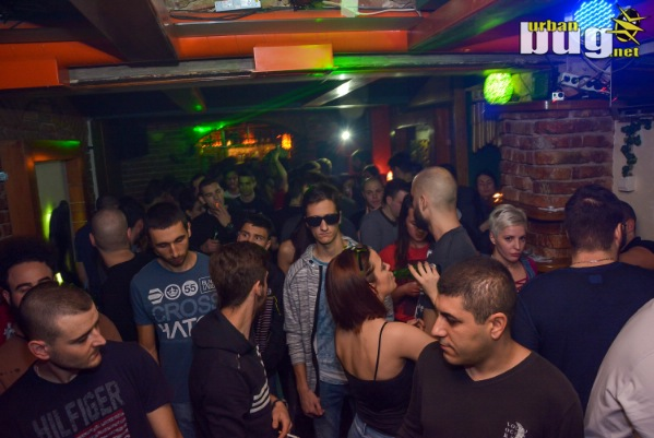 01-USREDSREDI SE - Marko Nastić :: Groovytech @ Toxic bar   Beograd   Srbija   Nocni zivot   Clubbing