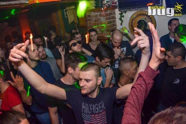 58-USREDSREDI SE - Marko Nastić :: Groovytech @ Toxic bar | Beograd | Srbija | Nocni zivot | Clubbing