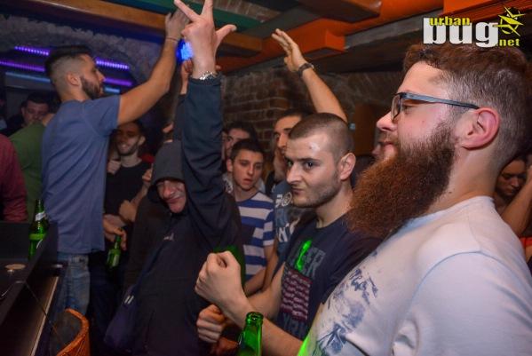 05-USREDSREDI SE - Marko Nastić :: Groovytech @ Toxic bar | Beograd | Srbija | Nocni zivot | Clubbing