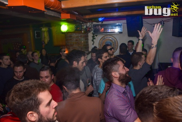 19-USREDSREDI SE - Marko Nastić :: Groovytech @ Toxic bar   Beograd   Srbija   Nocni zivot   Clubbing