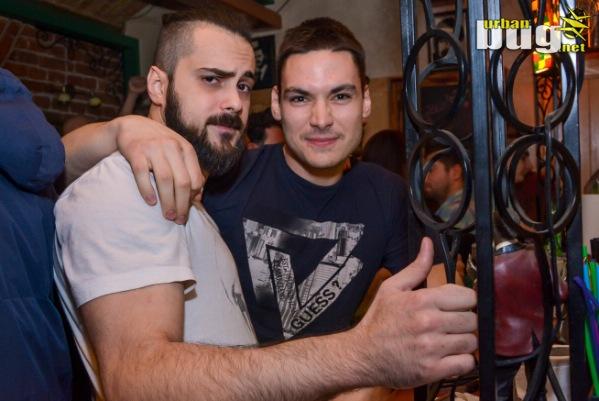 03-USREDSREDI SE - Marko Nastić :: Groovytech @ Toxic bar | Beograd | Srbija | Nocni zivot | Clubbing