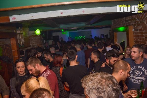 13-USREDSREDI SE - Marko Nastić :: Groovytech @ Toxic bar | Beograd | Srbija | Nocni zivot | Clubbing