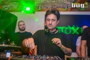34-USREDSREDI SE - Marko Nastić :: Groovytech @ Toxic bar | Beograd | Srbija | Nocni zivot | Clubbing