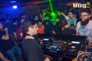45-USREDSREDI SE - Marko Nastić :: Groovytech @ Toxic bar | Beograd | Srbija | Nocni zivot | Clubbing