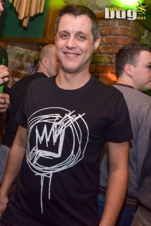 23-USREDSREDI SE - Marko Nastić :: Groovytech @ Toxic bar | Beograd | Srbija | Nocni zivot | Clubbing