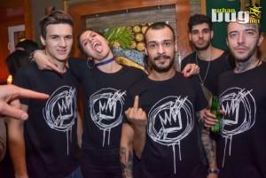 21-USREDSREDI SE - Marko Nastić :: Groovytech @ Toxic bar | Beograd | Srbija | Nocni zivot | Clubbing