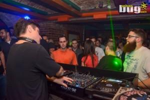 44-USREDSREDI SE - Marko Nastić :: Groovytech @ Toxic bar | Beograd | Srbija | Nocni zivot | Clubbing