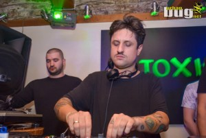 41-USREDSREDI SE - Marko Nastić :: Groovytech @ Toxic bar | Beograd | Srbija | Nocni zivot | Clubbing