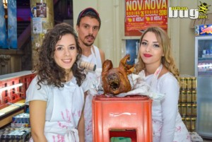 09-44. KST Maskenbal :: Kroz Svetlo i Tamu | Beograd | Srbija | Nocni zivot |