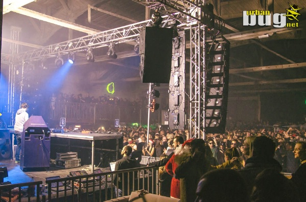 05-CDE 2018 :: Pan Pot @ Hangar | Beograd | Srbija | Nocni zivot | Clubbing