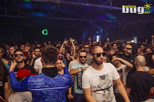 09-CDE 2018 :: Pan Pot @ Hangar | Beograd | Srbija | Nocni zivot | Clubbing