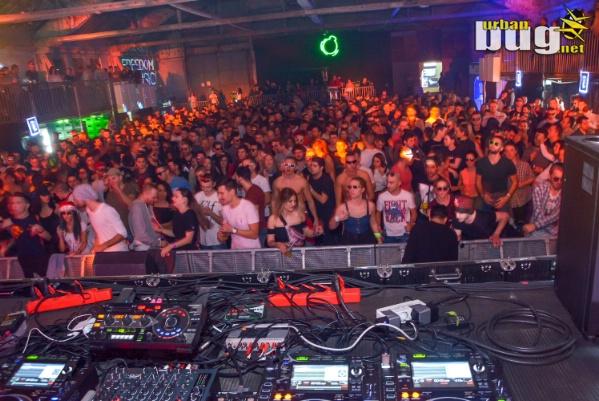 14-CDE 2018 :: Drumcode Showcase @ Hangar | Belgrade | Serbia | Nightlife | Clubbing
