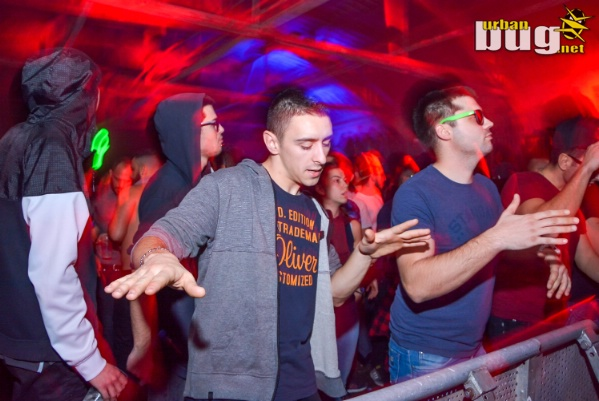 09-CDE 2018 :: Drumcode Showcase @ Hangar   Belgrade   Serbia   Nightlife   Clubbing