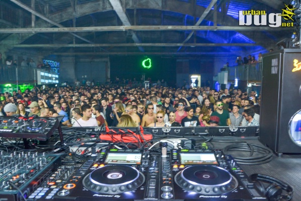 13-CDE 2018 :: Drumcode Showcase @ Hangar | Belgrade | Serbia | Nightlife | Clubbing