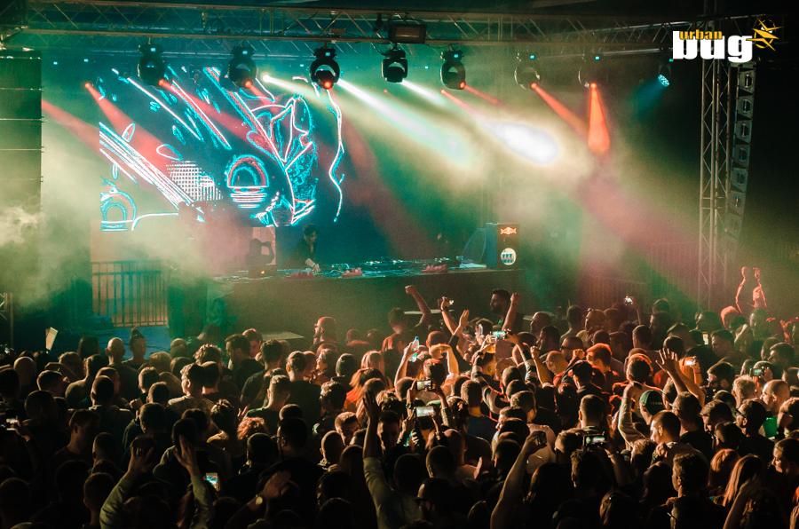 20-CDE x SNG 2018 ::  Anja Schneider / Rodriguez Jr. - LIVE @ Hangar Beograd / Srpska Nova Godina