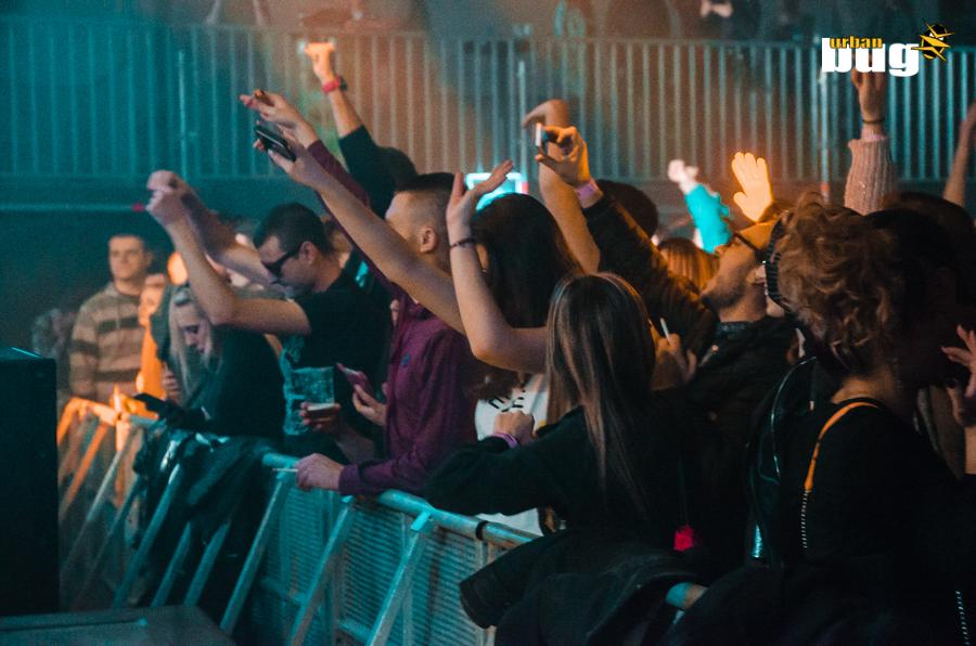 12-CDE x SNG 2018 ::  Anja Schneider / Rodriguez Jr. - LIVE @ Hangar Beograd / Srpska Nova Godina