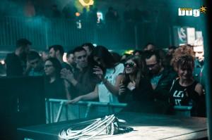 05-CDE x SNG 2018 ::  Anja Schneider / Rodriguez Jr. - LIVE @ Hangar Beograd / Srpska Nova Godina