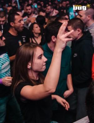 48-CDE x SNG 2018 ::  Anja Schneider / Rodriguez Jr. - LIVE @ Hangar Beograd / Srpska Nova Godina