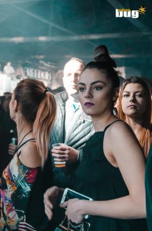 09-CDE x SNG 2018 ::  Anja Schneider / Rodriguez Jr. - LIVE @ Hangar Beograd / Srpska Nova Godina