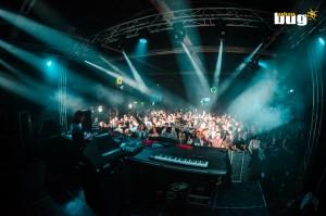 91-CDE x SNG 2018 ::  Anja Schneider / Rodriguez Jr. - LIVE @ Hangar Beograd / Srpska Nova Godina